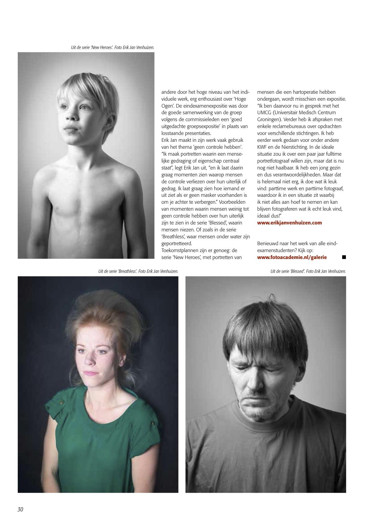 De Fotograaf-eindexamen 2012 4v4