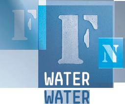 water logo FotoFestival Naarden